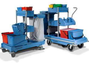 Wózki serwisowe