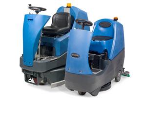Maszyny czyszczące samojezdne